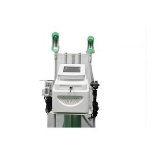 O mais novo corpo frio do congelamento da gordura de 360 cryo faz à máquina a cavitação do corpo do RF 40k com 360 punhos do metal para o braço do corpo e o queixo dobro