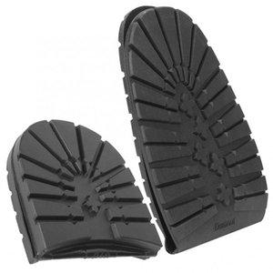 Gereedschap Embossing Tools Boots Shoes Anti-Slip Front Heel Soles Rubber Mute Soles Shoes Repair Accessories Tools DIY