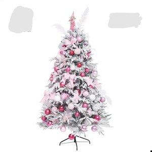 Рождественская елка декор 1.8 м рождественские украшения для дома arbol de navidad con luz led kerstboom sapin de noel albero natale новый