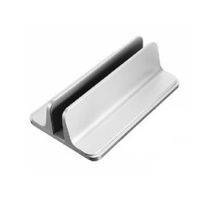 20pcs Vertical Laptop suporte ajustável Notebook alumínio Titular Área de Trabalho Monte erguido Suporte para Pro / Air Acessório