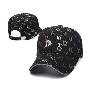 qualidade New Hot Top 9 cor desenhador Marca gorro chapéus tampas homens mulheres boné de beisebol cap hop selvagem ins casuais moda hip
