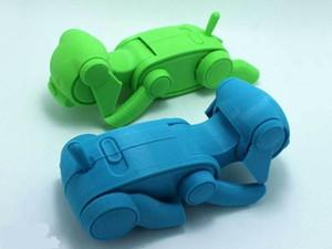 Robot köpek Özel sipariş yüksek kalite, yüksek hassasiyetli dijital modeller 3D baskı hizmeti Komik Oyuncak ST6078
