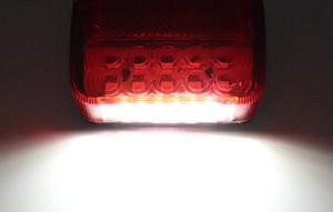 2pcs 1 Прицеп Грузовик Caravan 26LED Taillight Tail Light Turn Signal Indicator Brake Stop Lamp номерного свет сзади Reverse