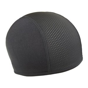 Unisex Soft Helmet Elastic Bicycle Sports Hat Quick Dry Bike Riding Skating Motorcycle Cycling Cap Windproof