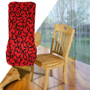 Stretchy Dining Chair Cover Short Chair Covers Washable Protector Seat Slipcover For Wedding Party Restaurant Banquet Home Decor
