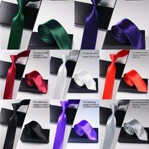 Komşu erkekler iş resmi kravat damat düğün Kore tarzı iş Komşu siyah kravat kariyer gümüş grisi Siyah