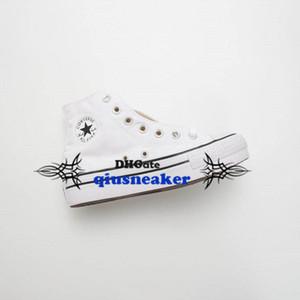 converse 1970s shoes 2020 klassische Chuck schwarz Hallo Plattform Laufschuhe Taylor 1970S Canvas Männer Frauen Schuhe Mode plimsolls Weiß Casual Schuhe