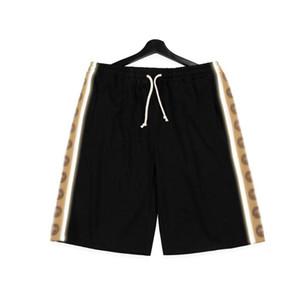 20SS 포켓 양각 로고 반사 반바지 높은 품질 패션 짧은 바지 여성 남성 디자이너 착실히 보내다 바지 HFXHDK003 우편 번호
