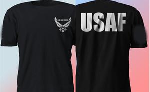 Nouveau USAF US Captain Army Multicolor Shirt Double Side