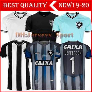 19 20 Botafogo de Futebol e Regatas camisa de futebol 2019 Botafogo Brasil Primeira Divisão de futebol
