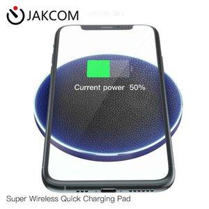 JAKCOM QW3 estupendo sin hilos rápida Placa de Carga Nuevos cargadores de teléfonos celulares como juguetes figura de acción Huawei-batería- de pluma de grúa de cámara