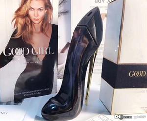 profumo Good Girl con tacco Perfume di vendita calda di disegno speciale EDP delle donne 80ML alta qualità durevole di trasporto della stessa marca
