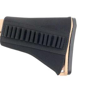 Tactical Rifle Ammo держатель 14 Круглая пуля патрона Приклад мешок несущей для 5.56мм
