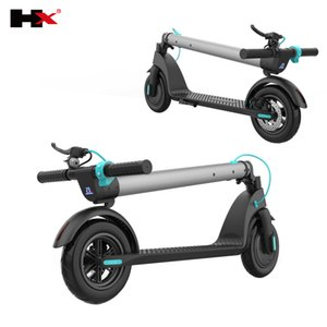 HX X7 factory price 350W 700W disc brake for adult kick fast scooter electric
