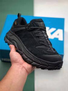 Hoka One One Tor Ultra Low Engineered Garments Trekking Chaussures Homme Taupe Escalade Moutain randonnée en plein air Chaussures de sport Taille 40-45 avec la boîte