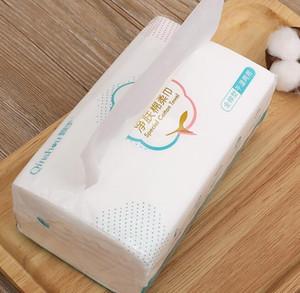 100 pezzi per confezione asciugamani monouso tovaglioli di fronte signore di pulizia asciugamani salviette monouso usa e getta di viaggio portatile asciugamano viso