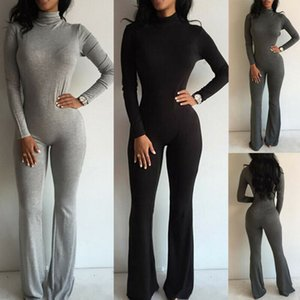 Pamuk Seksi Hollow Out BODYCON Jumpsuit Kadınlar Kolsuz Backless Skinny tulum Bayan Tulum Yaz Partisi tulum