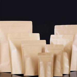 Застежка-молния сумка для хранения Zipper Bag Seal для производства продуктов питания Упаковка Seal хранения сумка Litchen Bulk Food yq01648