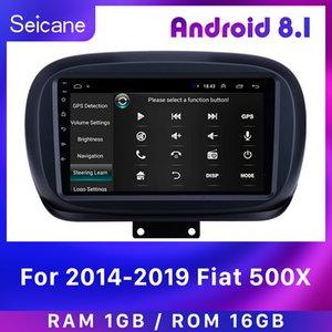 """Seicane Car 2Din 9"""" GPS Auto Radio Android 8.1 Navi HD para 500X 2.014-2.019 apoio Multimedia Player Touchscreen SWC Carplay dvd carro"""