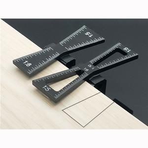 1: 5 1: 8 الرباط ماركر تخرج وسم قالب قياس قياس النجارة أداة المشتركة مقياس دليل الرباط أدوات قياس الخشب