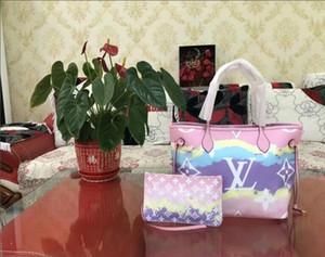 Frauen designer Handtaschen crossbody messenger Umhängetaschen Kette Tasche gute Qualität pu Leder Geldbörsen Damen Handtasche hohe Kapazität Paket 1
