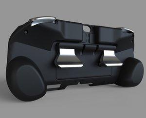 액세서리 게이밍 PS3 PS4 교체 부품 도구에 대한에서 PS VITA PSV1000 2000 동기화 게임에 대한 XBERSTAR L3 R3로 돌아 가기 터치 패드 버튼 모듈