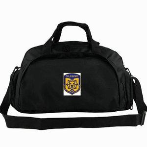 Borsone Suning Jiangsu FC tote JSFC Zaino da calcio Zaino da calcio Bagaglio sportivo borsone Emblema borsa a tracolla