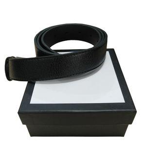 Cinture di design per cinture da uomo Cintura di lusso di design cintura di serpente Cinture di affari in vero cuoio genuino Donna Grande fibbia in oro con scatola originale N3