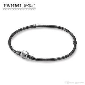 Pandora 100% Argent 925 1: 1 Original 590702 Charm Bracelet Tempérament authentique Mode Rétro Glamour Bijoux de mariage des femmes
