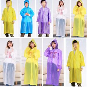 المعاطف المطرية السميكة غير قابلة للاستعمال بمعطف واق من المطر ... ... و معطف واق من المطر ... ... للبالغين ... ... Unisex Outdroad Travel تخييم الملابس المطرية YP359