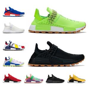 Originaux NMD Human Race BBC Designer Shoes Pharrell Williams Chalk Coral pack Oreo hommes NERD des femmes des chaussures de course de golf