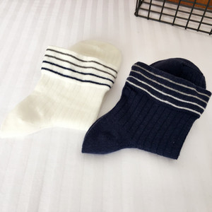 20ss Moda Uomo blu calzini maschile Calzini Via intima stilista Mens Basketball calzini sportivi da donna One Size
