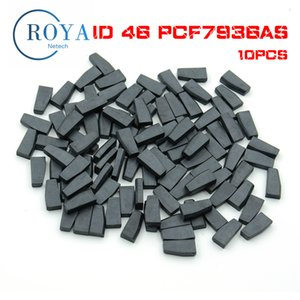 Profesyonel 10 ADET / SET PCF7936as ID46 Transponder Chip PCF7936 kilidini Transponder Chip ID46 PCF7936 CİPSİ