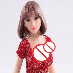 Inflatable Semi-solid silicone doll sex online hot selling small breast sex doll real sex doll