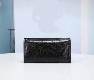 Designer-Luxus-Handtasche Handtaschen aus echtem Leder Y Beuteltasche der Ölwachs Ledermaterial hoher Qualität Schulter messegner Taschen