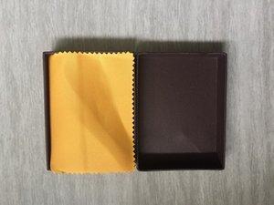 Hochwertige Designer klassische Männer wome echtes Leder Gycredit Kartenhalter Mini Brieftasche