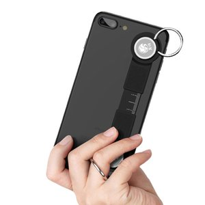 Universal Anti Slip Sling Grip Ring Holder 360 Degree Rotation Desktop Bracket Simple lazy game Bracket