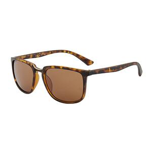 TOP Qualität Marke Sonnenbrille Männer Frauen Sommer Luxus-Sonnenbrille UV400 polarisierte Sonnenbrille-Sport-Sonnenbrille der Männer golden mit Box 4303