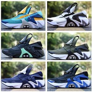 Moda Adaptar huarach automática de cintagem casuais Trainers melhores esportes atléticos executando sapatos para homens botas on-line Training Sneakers yakuda