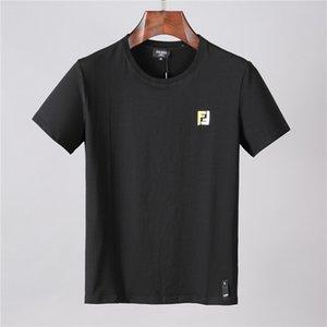2020 nouvelles populaire chemise t mens européenne américains de coeur rouge impression hommes T-shirt femmes couples t-shirt M77