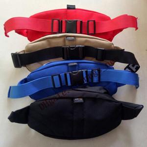 Üst Kalite Bel Çantası Moda Kadınlar Göğüs Paketi 18ss 44T Erkekler Messenger Çanta Moda Trend Sokaklar Hip Hop Omuz çantası Ücretsiz Kargo