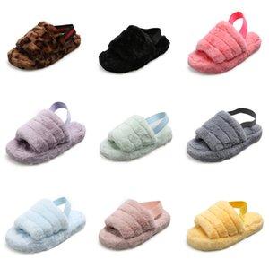 Chaussons 2020 Nouvelle-haut Chaussures à talons épais été Heeled Chaussons Femmes Jupe imperméable Plate-forme nationale fond épais Style # 147