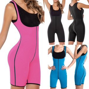 Women Corset Waist Trainer Bodysuit Tummy Control Corset Full Body Shaper Chest Hip lifting Charm Posture Fitness Exercise & Fitness Wear At