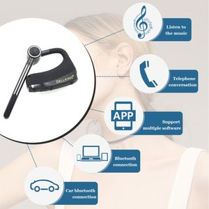 Dual PTT Bluetooth Earphone Anysecu E2 Wireless PTT Headset For Android Cell Phone Walkie Talkie REAL-PTT ZELLO