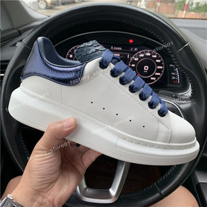 2019 NUEVO diseño Zapatos casuales Mujeres Hombres Hombres Estilo de vida diario Zapatillas de skate Plataformas de moda de lujo Caminando Zapatillas Black Glitter Shinny