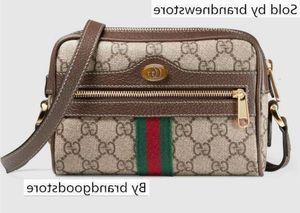 517350 Ophidia Mini Bag Women Shoulder Totes Handbags Top Handles Cross Body Messenger Bags