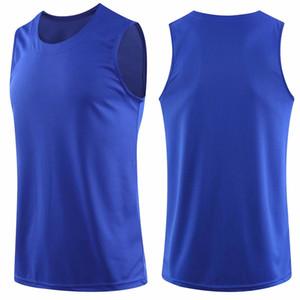 2020 adulto jerseys del baloncesto Traje Camisa de encargo Entrenar Baloncesto Baloncesto uniforme de la juventud transpirable suelta Running Tee