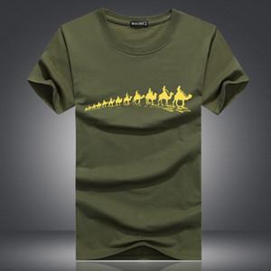 2020 New Arrival Men's T-Shirts S-5XL Plus Size Fashion Summer Short Sleeve T Shirts Men Male Tee Shirts Short Tees