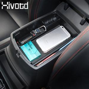 Hivotd Per Kia Sportage 2016 2017 2018 2019 bracciolo dell'automobile Storage Box Center Console Organizzatore Vetture Accessori Interni
