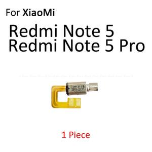 Xiaomi Mi 5S için Vibratör Titreşim Motoru Flex Kablo Yedek Parça 5 Artı 5X A1 redmi 4A 3X 2 2S 2A 3S Not 3 4 5 4X 5A Küresel Pro